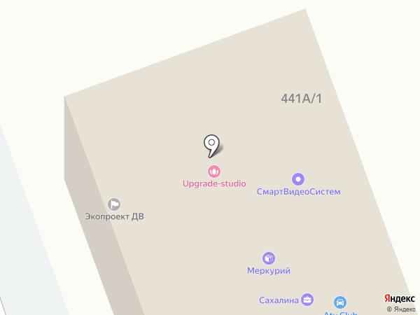 iTouch на карте Южно-Сахалинска