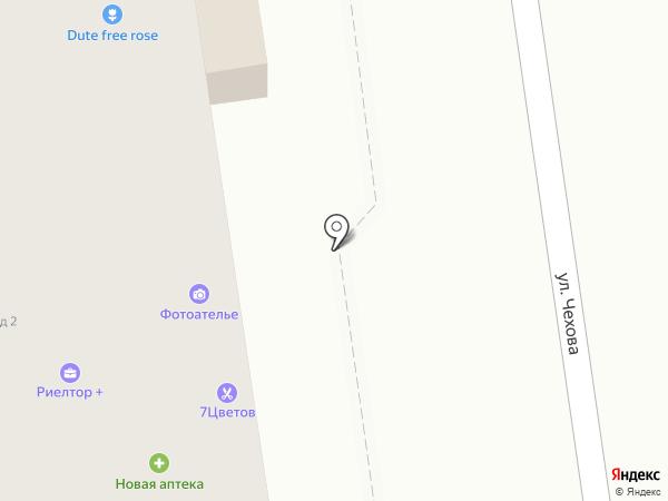 Совкомбанк, ПАО на карте Южно-Сахалинска
