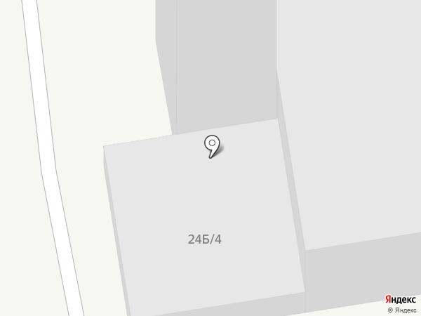 Гала-Кухни на карте Южно-Сахалинска