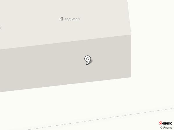 Юнивест на карте Южно-Сахалинска