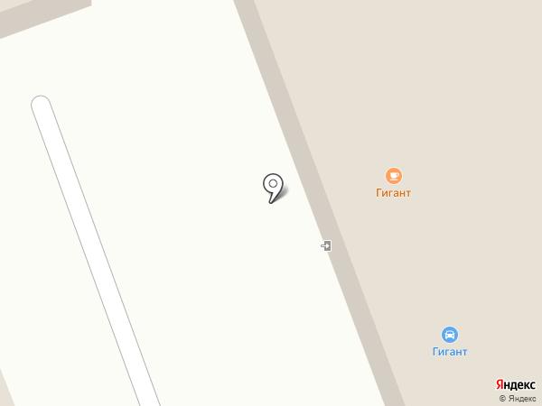 Гигант на карте Южно-Сахалинска