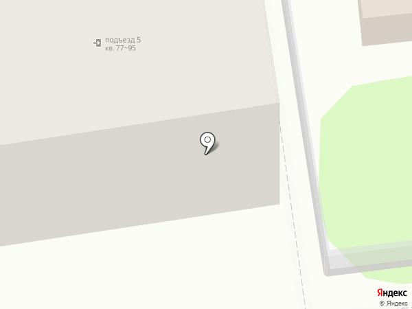 Аметист на карте Южно-Сахалинска