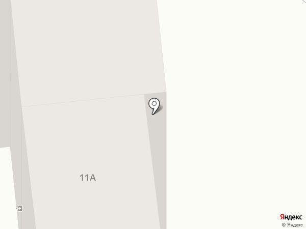 Наш дом-2, ТСЖ на карте Южно-Сахалинска