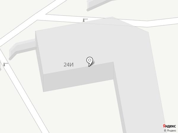 Дизель плюс на карте Южно-Сахалинска