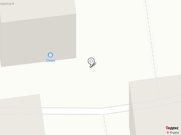Дилижанс на карте Южно-Сахалинска