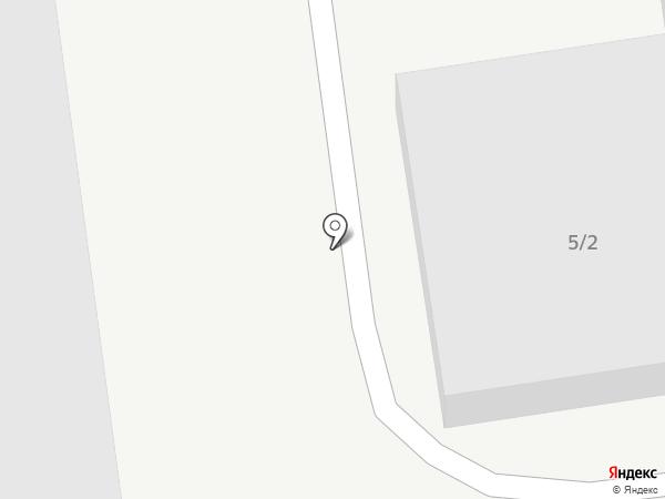 Сахалинстройконтроль на карте Южно-Сахалинска