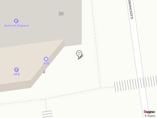 Банкомат, Азиатско-Тихоокеанский банк, ПАО на карте Южно-Сахалинска