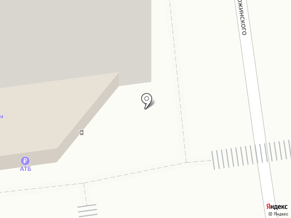 Азиатско-Тихоокеанский банк, ПАО на карте Южно-Сахалинска