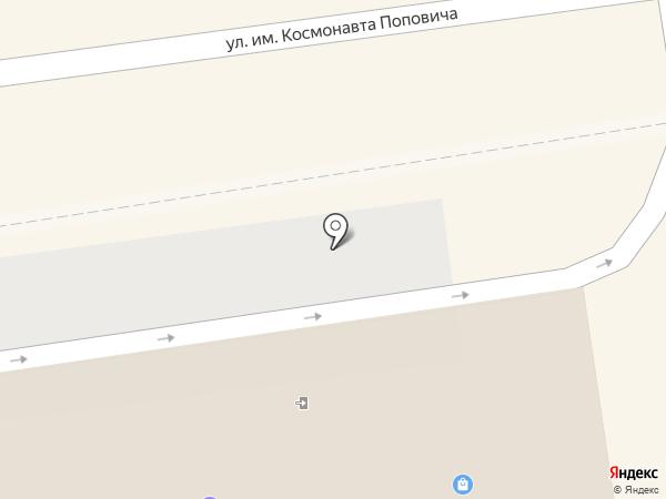Lussotiko на карте Южно-Сахалинска