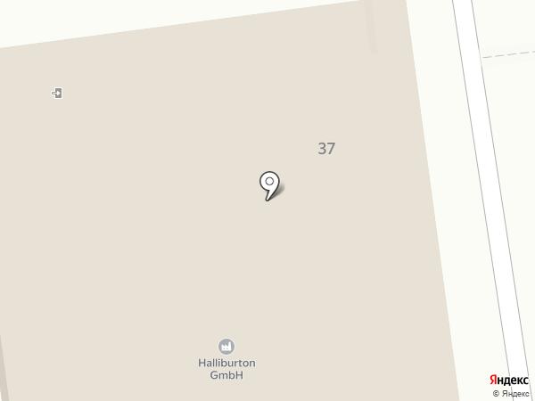 Сахалинстройтранс на карте Южно-Сахалинска