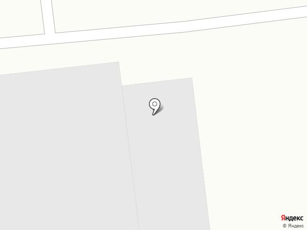 Забор Сах на карте Южно-Сахалинска