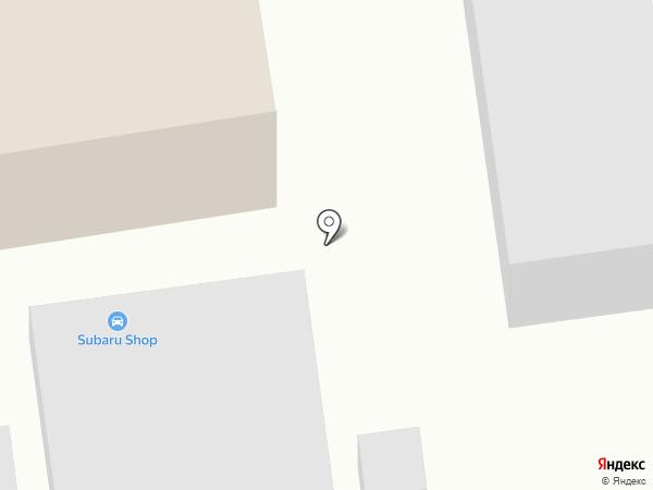 Альянс-Subaru Shop на карте Южно-Сахалинска