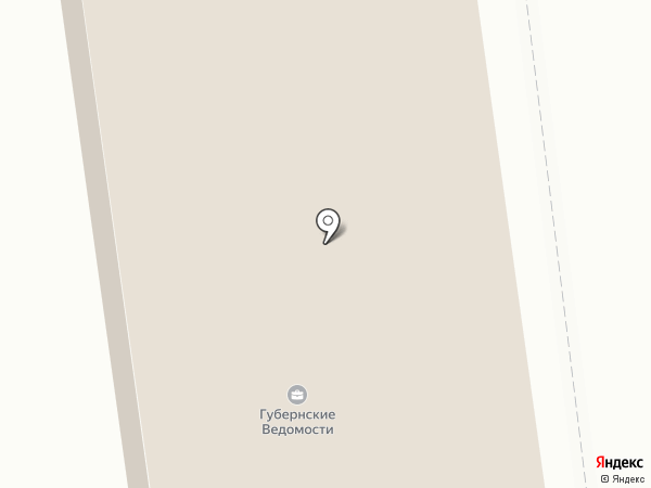 Сахалинская Гвардия на карте Южно-Сахалинска