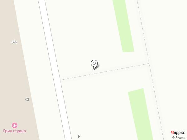 Green studio на карте Южно-Сахалинска