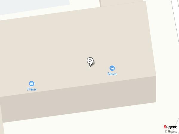 Авто Радио Плюс на карте Южно-Сахалинска