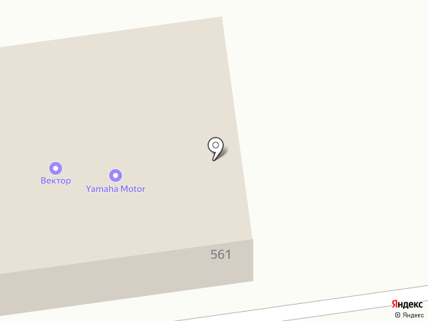 Yamaha Motor на карте Южно-Сахалинска