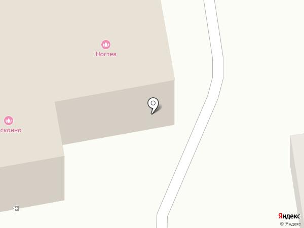 РНЦ-КОВЧЕГ на карте Южно-Сахалинска