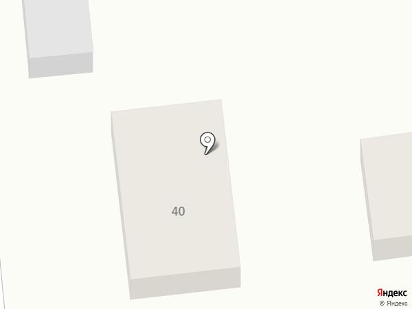 Ким Е.С. на карте Южно-Сахалинска