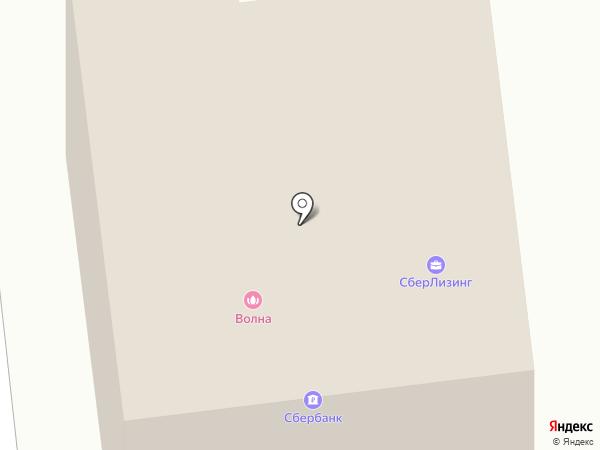Сбербанк, ПАО на карте Южно-Сахалинска