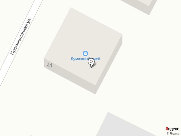 Служба заказа спецтехники на карте Южно-Сахалинска