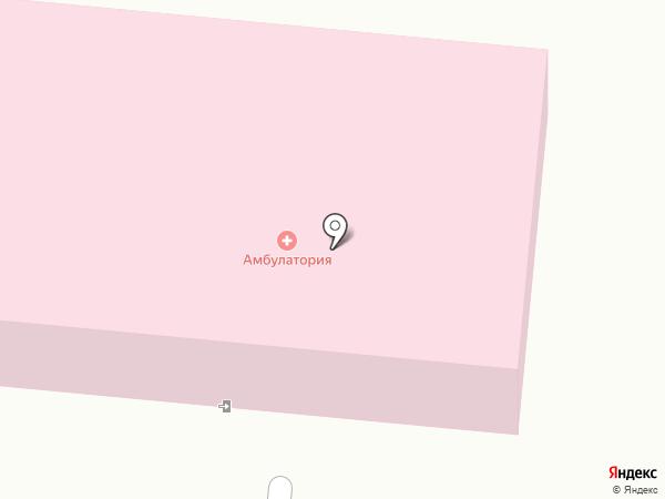 Скорая медицинская помощь на карте Сокола
