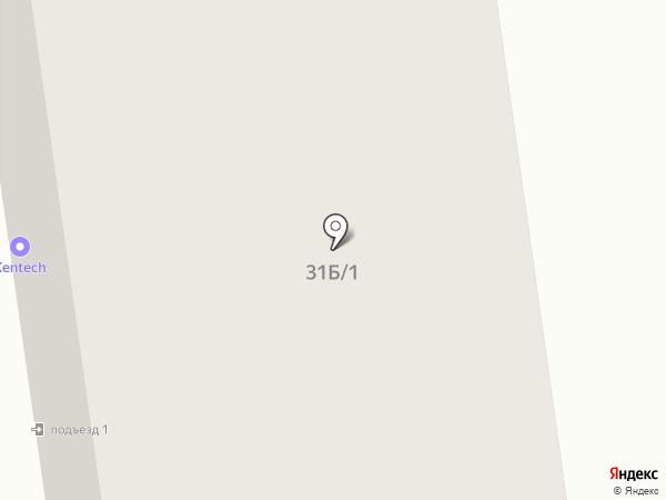 Пепеляев групп на карте Южно-Сахалинска