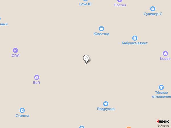 Auntie Anne`s на карте Южно-Сахалинска
