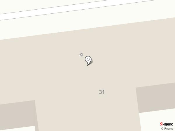 Сахалинская торгово-промышленная палата на карте Южно-Сахалинска