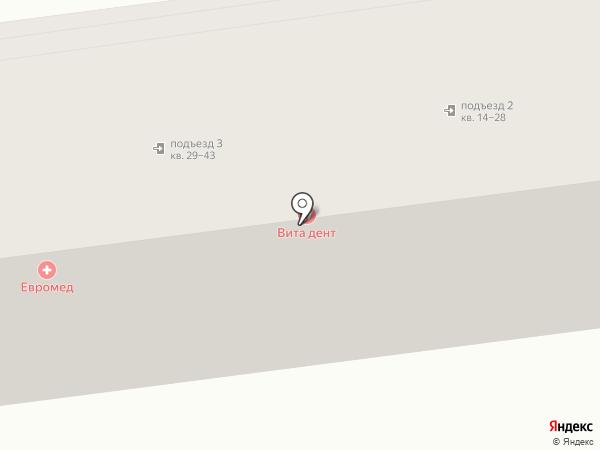 Оргстрой на карте Южно-Сахалинска