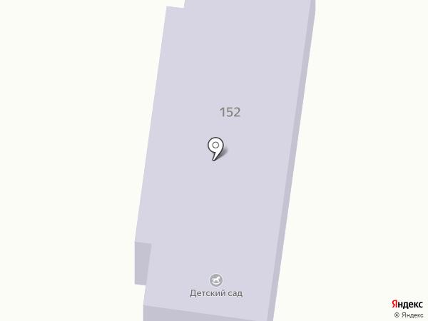Детский сад №105 на карте Дачного