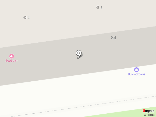 Ателье-мастерская на карте Южно-Сахалинска