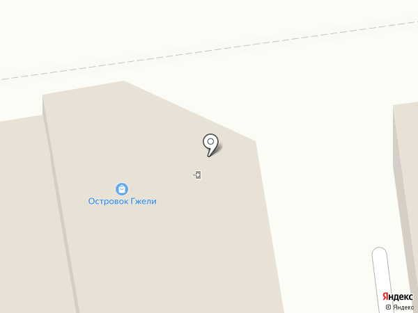 Сахалинский кондитер на карте Южно-Сахалинска