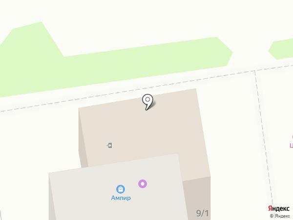 Вернисаж обоев на карте Южно-Сахалинска