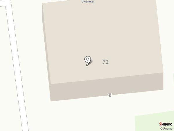 Федоренко В.А. на карте Южно-Сахалинска