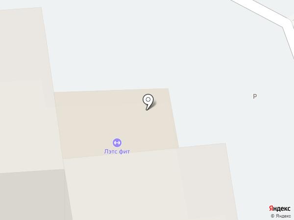 ЖЭУ-7 на карте Южно-Сахалинска