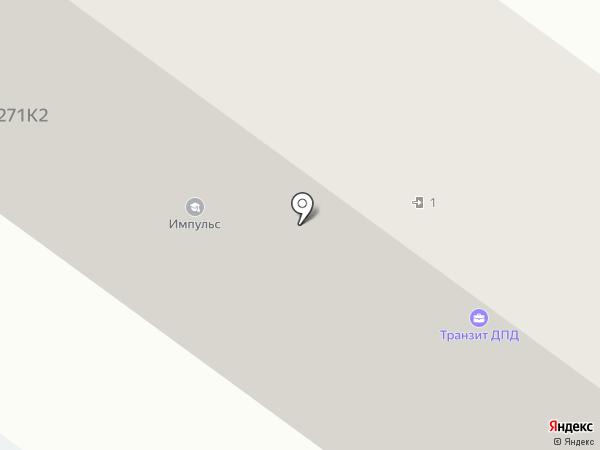 Secret Nails Studio на карте Южно-Сахалинска