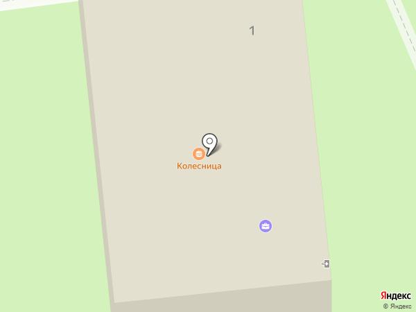 Гуд Фуд на карте Южно-Сахалинска