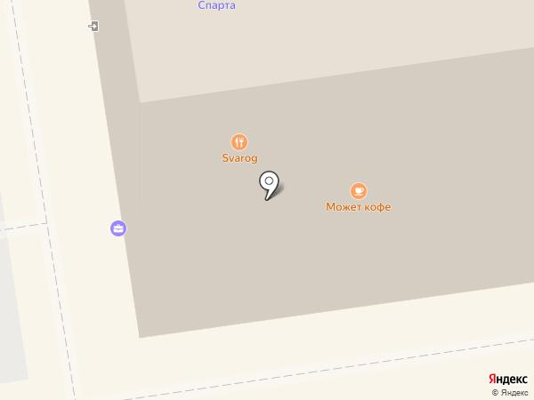 ТрансПак Сервис на карте Южно-Сахалинска