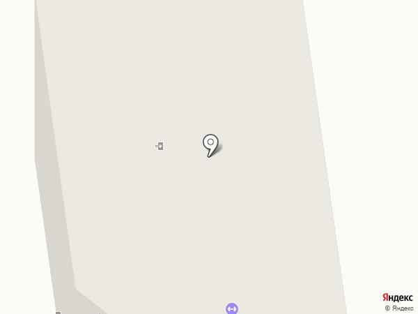 Yoga House на карте Южно-Сахалинска