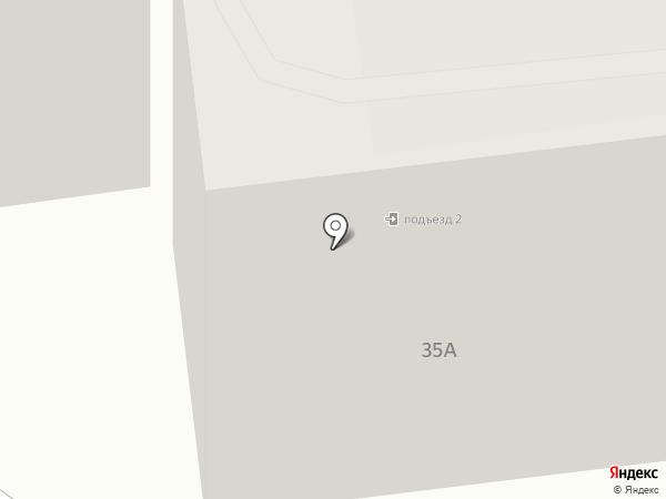 Мега, ТСЖ на карте Южно-Сахалинска