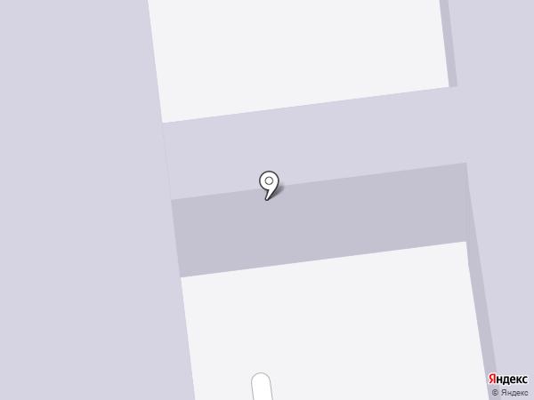 Кендо на карте Южно-Сахалинска