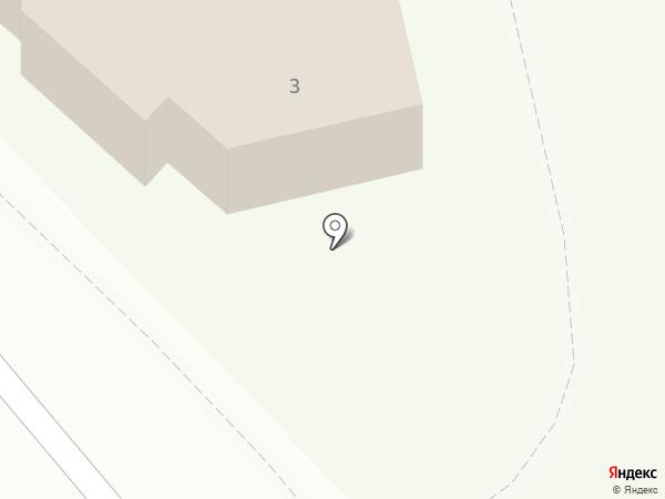 Неваляшка на карте Южно-Сахалинска