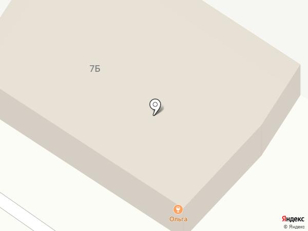 Классик Ольга на карте Долинска