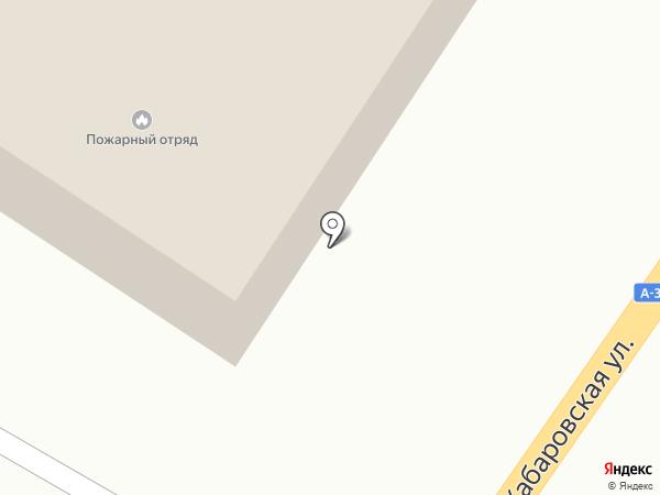 Главное управление МЧС России по Сахалинской области на карте Долинска