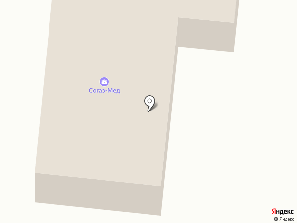 Даль-Росмед на карте Долинска