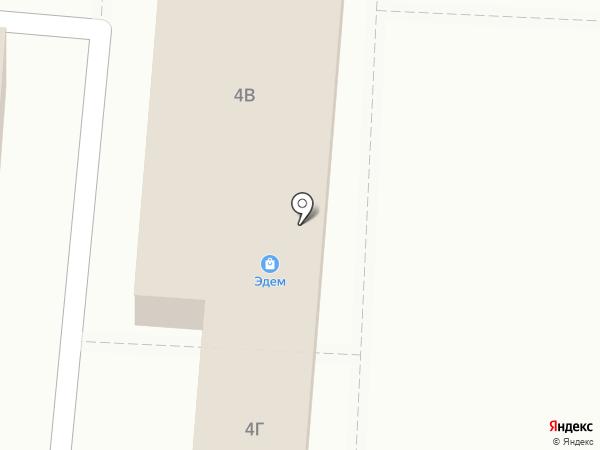 Нектар на карте Долинска