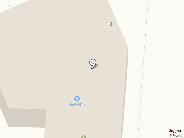 Лабиринт на карте Долинска