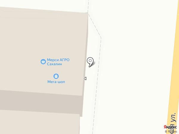 DNS Цифровой на карте Долинска