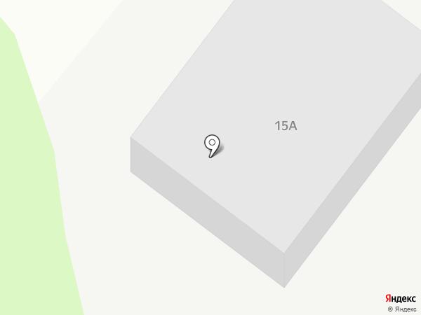 Сахалинские лесничества, ГКУ на карте Долинска
