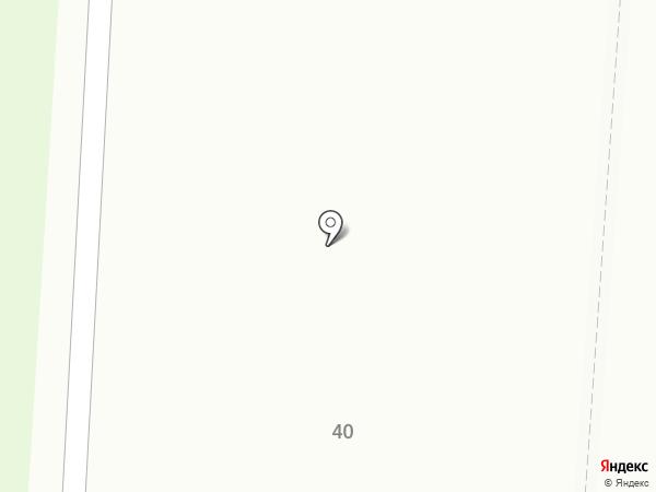 Спа-центр китайского массажа на карте Долинска
